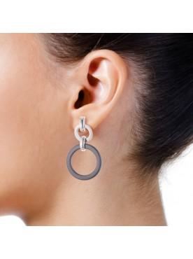 Boucles d'oreilles Bellflower