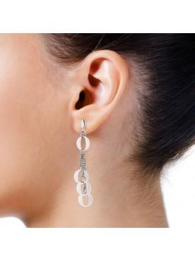 Boucles d'oreilles Alameda